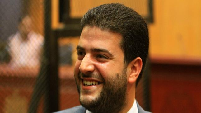 السلطات المصرية تعتقل نجل الرئيس مرسي