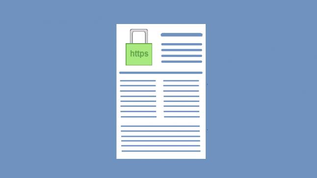 51.3% نسبة المواقع التي تعتمد على بروتوكول التشفير والخصوية HTTPS