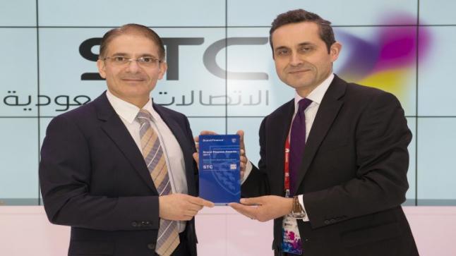 الاتصالات السعودية تحصل على شهادة أعلى علامة تجارية قيمة ضمن فعاليات مؤتمر العالمي للجوال MWC 2017
