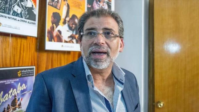 النظام المصري يهين أنصاره المخرج خالد يوسف نموذج !