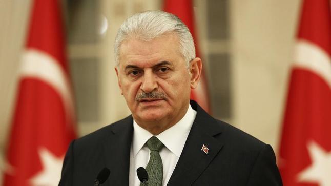 رئيس الوزراء التركي في زيارة للعراق