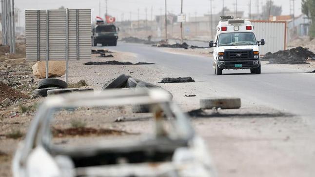 ١٢ ألف عراقي ضحايا حروب عام ٢٠١٦