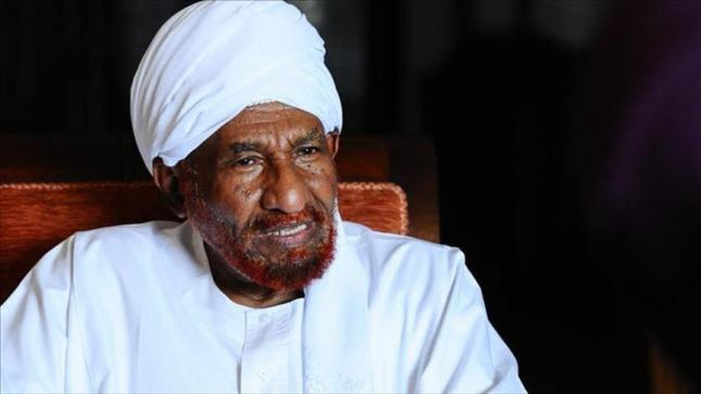عودة المهدي إلي السودان بعد عامان ونصف من المنفي
