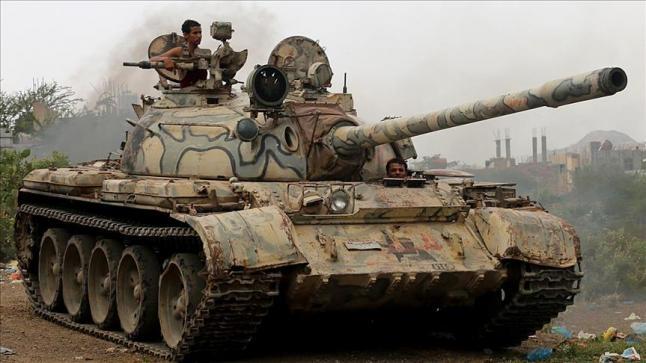 بضعة جبال تفصل بين قوات الجيش الوطني اليمني والعاصمة اليمنية صنعاء والحوثيون في أيامهم الأخيرة