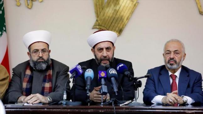 طرد سفيري روسيا وسوريا مطلب الهيئة الإسلامية بلبنان