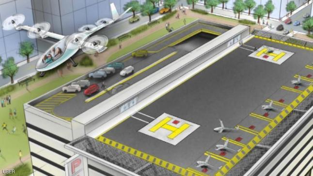 أوبر توظيف  مهندس الطيران مارك مور كخطوة أولى لتطوير مشروعها لتاكسي الطائرة